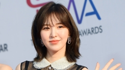 '레드벨벳' 웬디, 부상 치료 중 선행…코로나19 성금 1억 원 기부