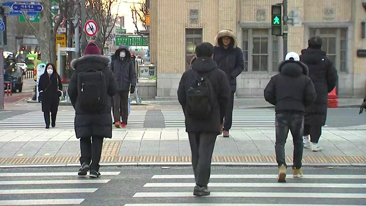 [날씨] 강풍 동반 꽃샘추위 엄습...내일 서울 -3℃
