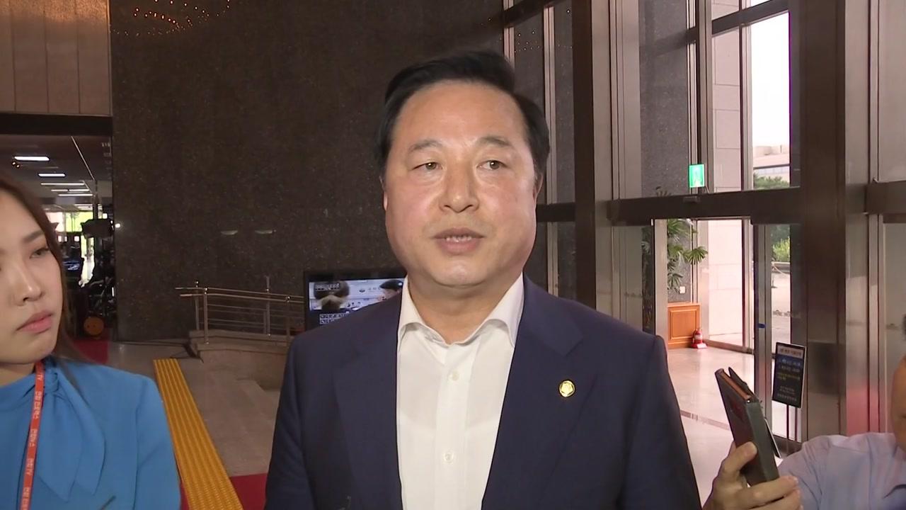 """민주당 김두관 """"홍준표와 진검승부하고 싶었다"""""""