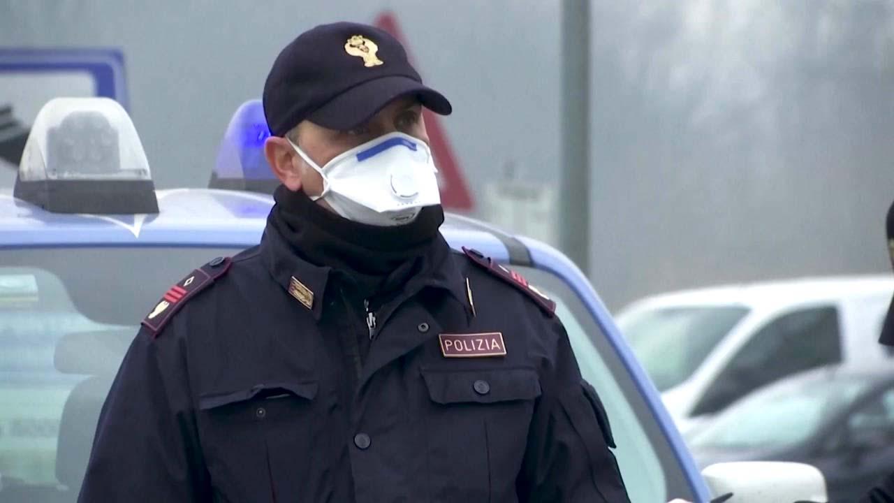 유럽 만 명 이상 '비상'...이탈리아 급증세 지속