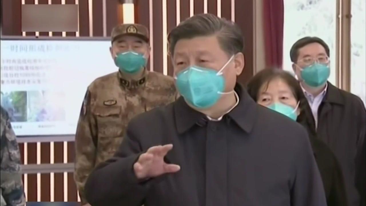 中 시진핑 우한 전격 방문...美·日에 보란 듯 코로나19 '끝내기'