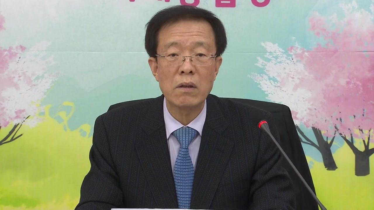 """이석연 """"黃, 공천탈락 무소속 출마자 복당 불허해야"""""""