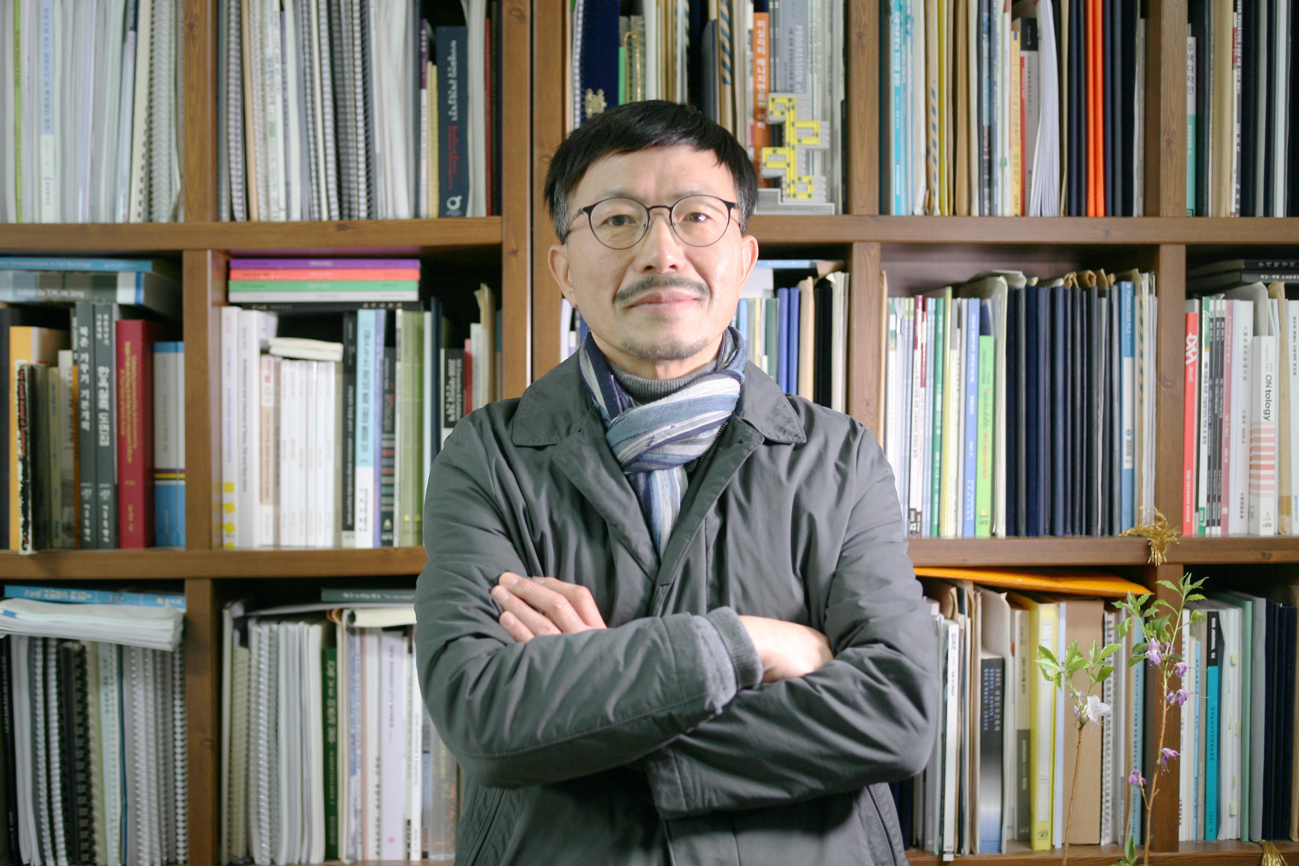 〔안정원이 만난 사람〕 이명식 동국대학교 건축공학부 교수와의 만남 2