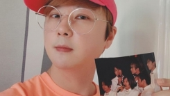 """신혜성, 신화 데뷔 22주년 감사 인사 """"변함없이 믿어주신 덕분"""""""