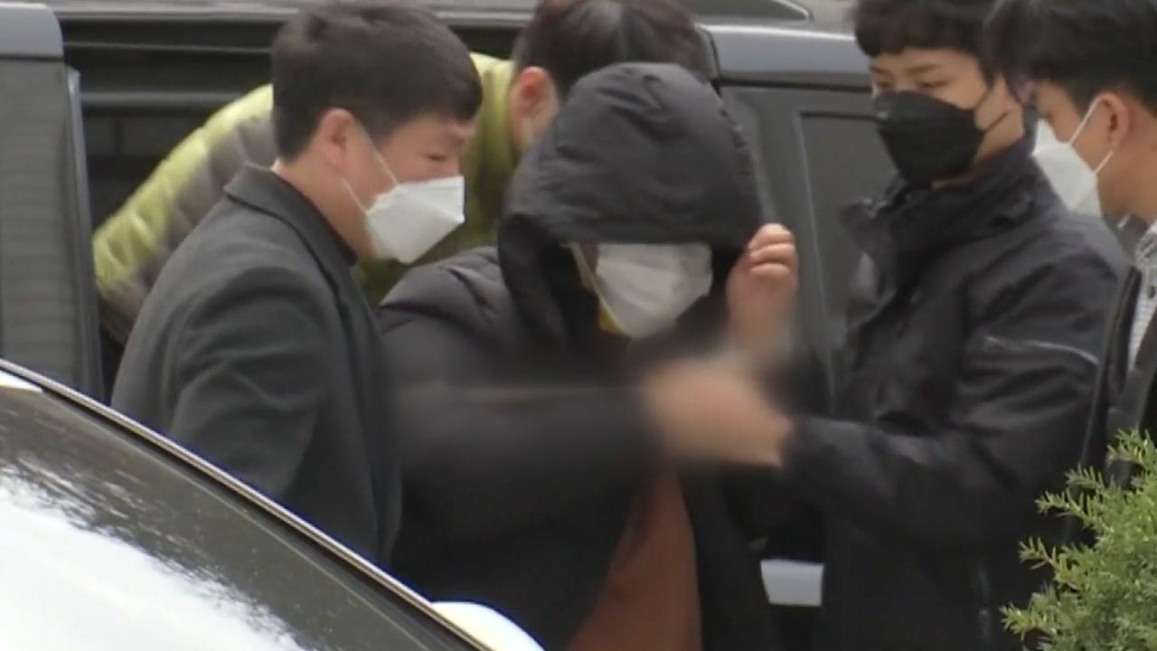 """내일 검찰 송치 때 얼굴 공개...""""마스크 벗긴다"""""""