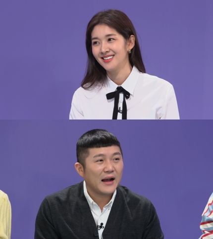 """'해투4' 김빈우, 출산 후 21kg 감량 비법 """"1일 1식, 밥은 간장 종지에"""""""