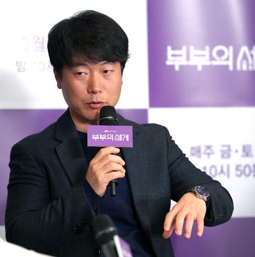 """'부부의 세계' PD """"6회까지 19세 관람가...현실 같아 더 자극적"""""""