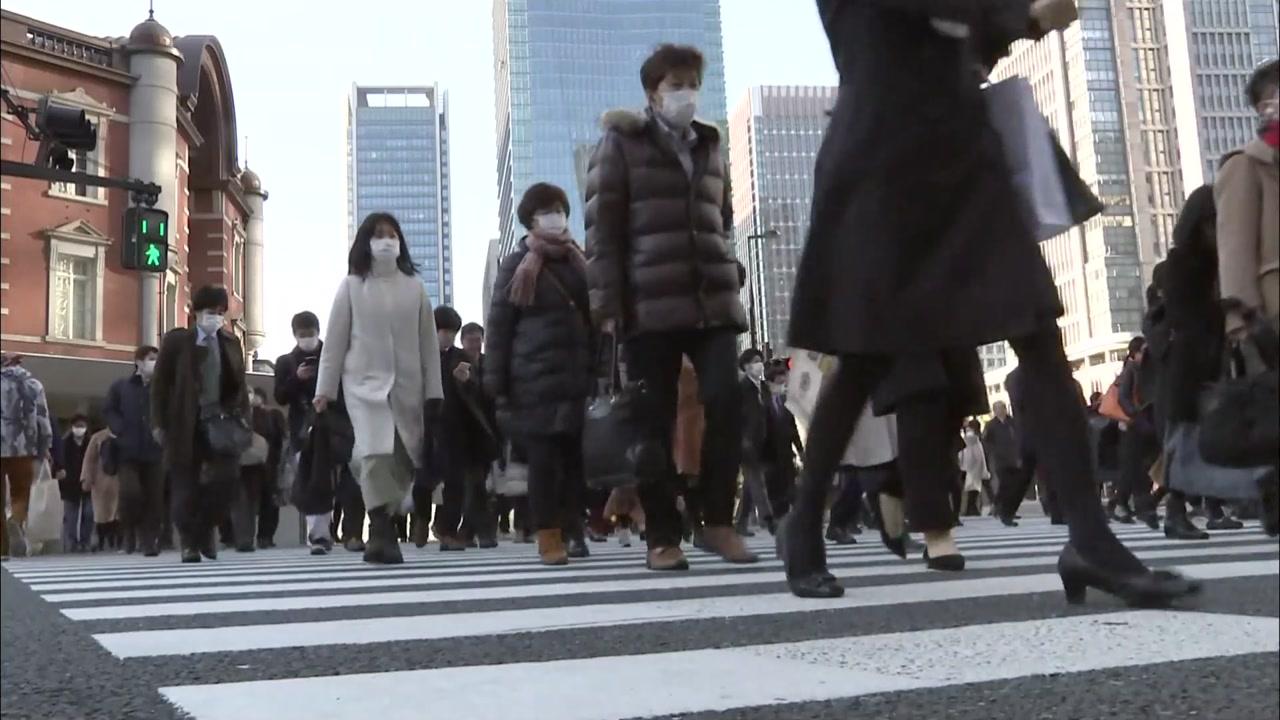 우려가 현실로?...도쿄 '감염 대폭발' 가능성 커져