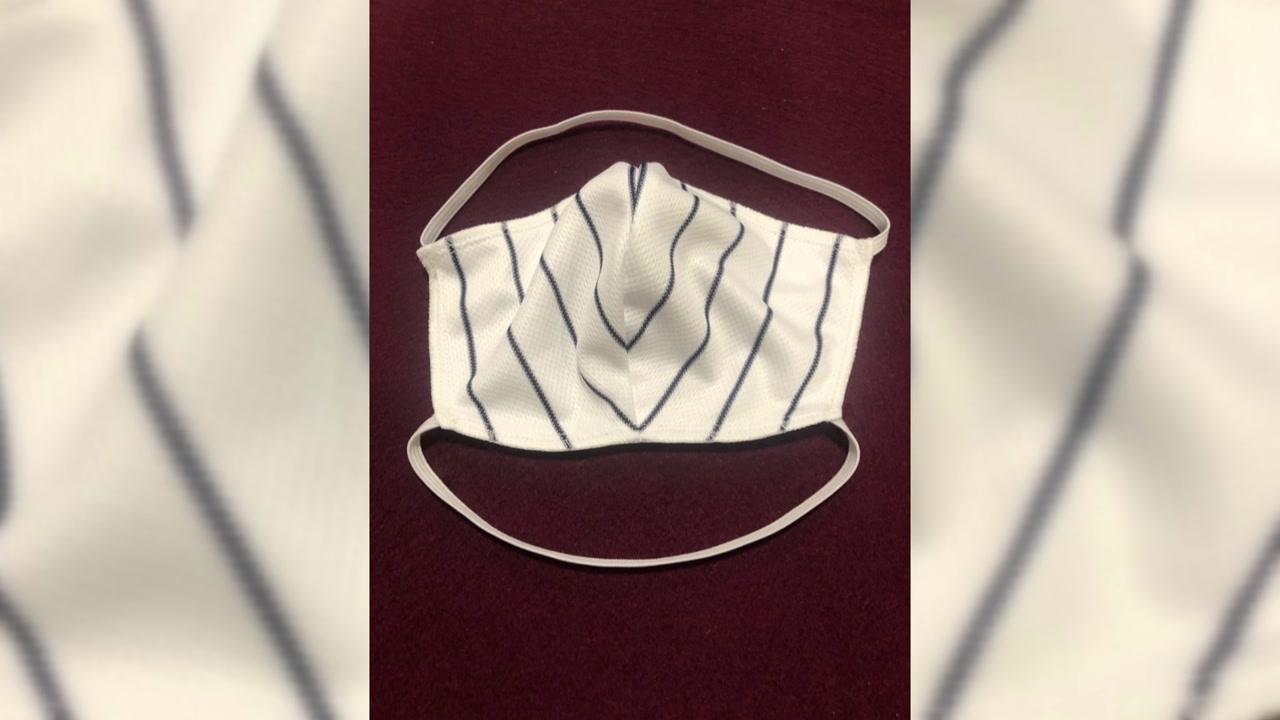 [앵커리포트] '유니폼' 대신 '마스크'...스포츠 용품 업체까지 '총력전'
