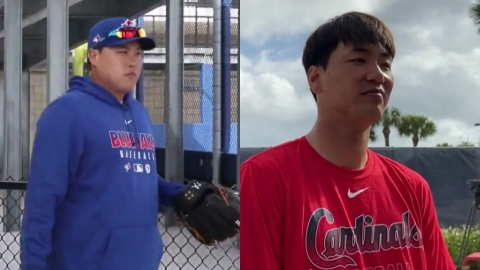 기약없는 '야구의 계절'…류현진·김광현 불안한 나날