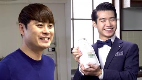 """'전참시' 트로트 왕자 조명섭, 생애 첫 광고 """"박보검만 하는 걸…"""""""