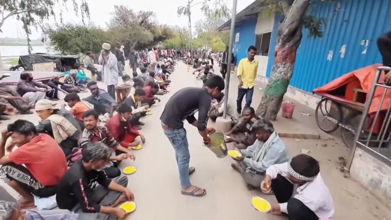 코로나19, 전 세계 빈곤층에 더 큰 고통