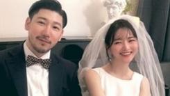 """가수 포티, 칼라와 화촉 """"한 평생 행복하게 살겠다"""""""