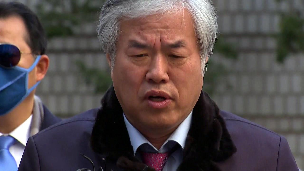 """전광훈 """"마비 증세, 급사 위험"""" 보석 요청...檢, 총선 전 재범 우려"""