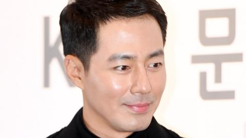 """조인성 측 """"무릎 통증으로 시술…곧 퇴원"""" (공식)"""