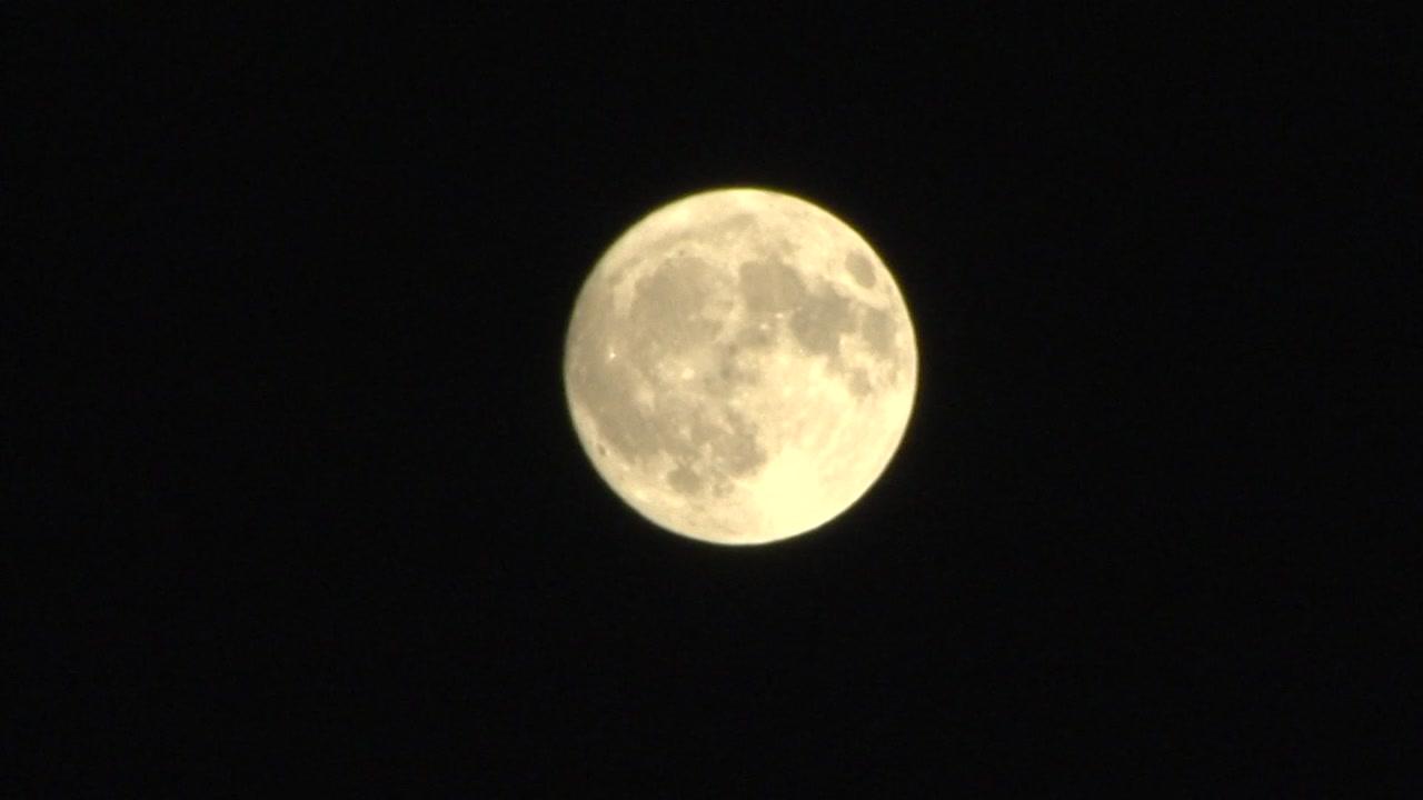 오늘 밤, 올해 가장 큰 보름달 뜬다