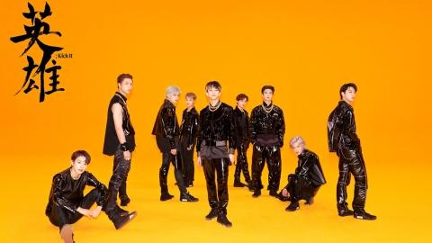 NCT 127, 美 '빌보드 200' 155위…메인차트 4주 연속 진입
