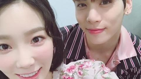 태연, 故 종현 31번째 생일 축하…SNS 계정 태그