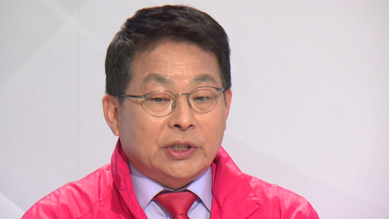 """통합당, 차명진 제명 검토...""""세월호 텐트 성행위"""" 막말"""