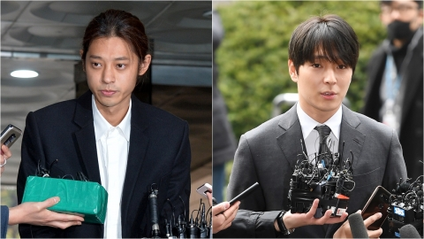 정준영·최종훈, 항소심 2차 공판…피고인 신문 비공개 전환