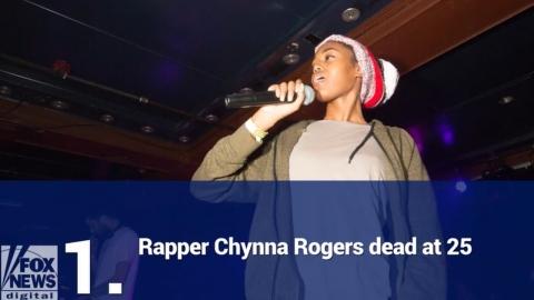 美래퍼 치나, 약물 과다 복용으로 사망