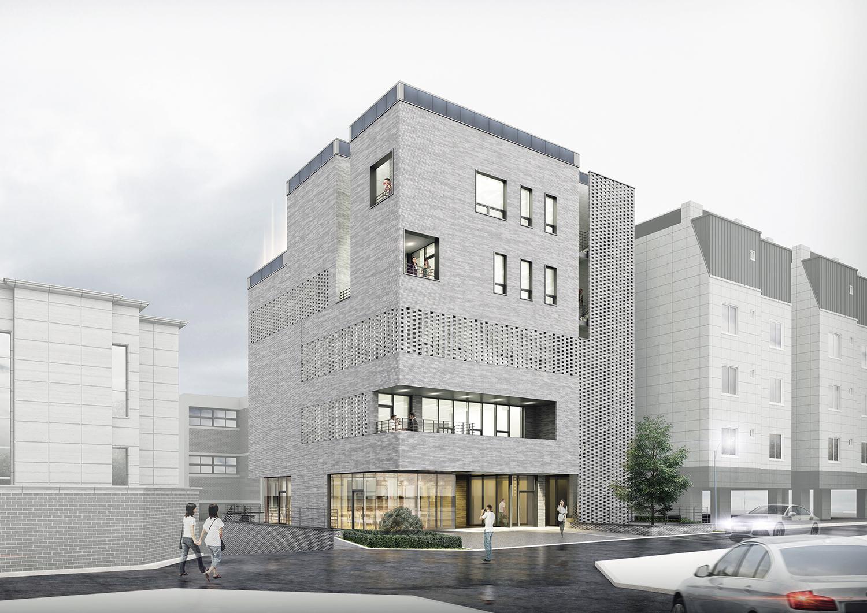 〔ANN의 뉴스 포커스〕 건물 외벽에 태양광 발전을 적용해 친환경 에너지 생산