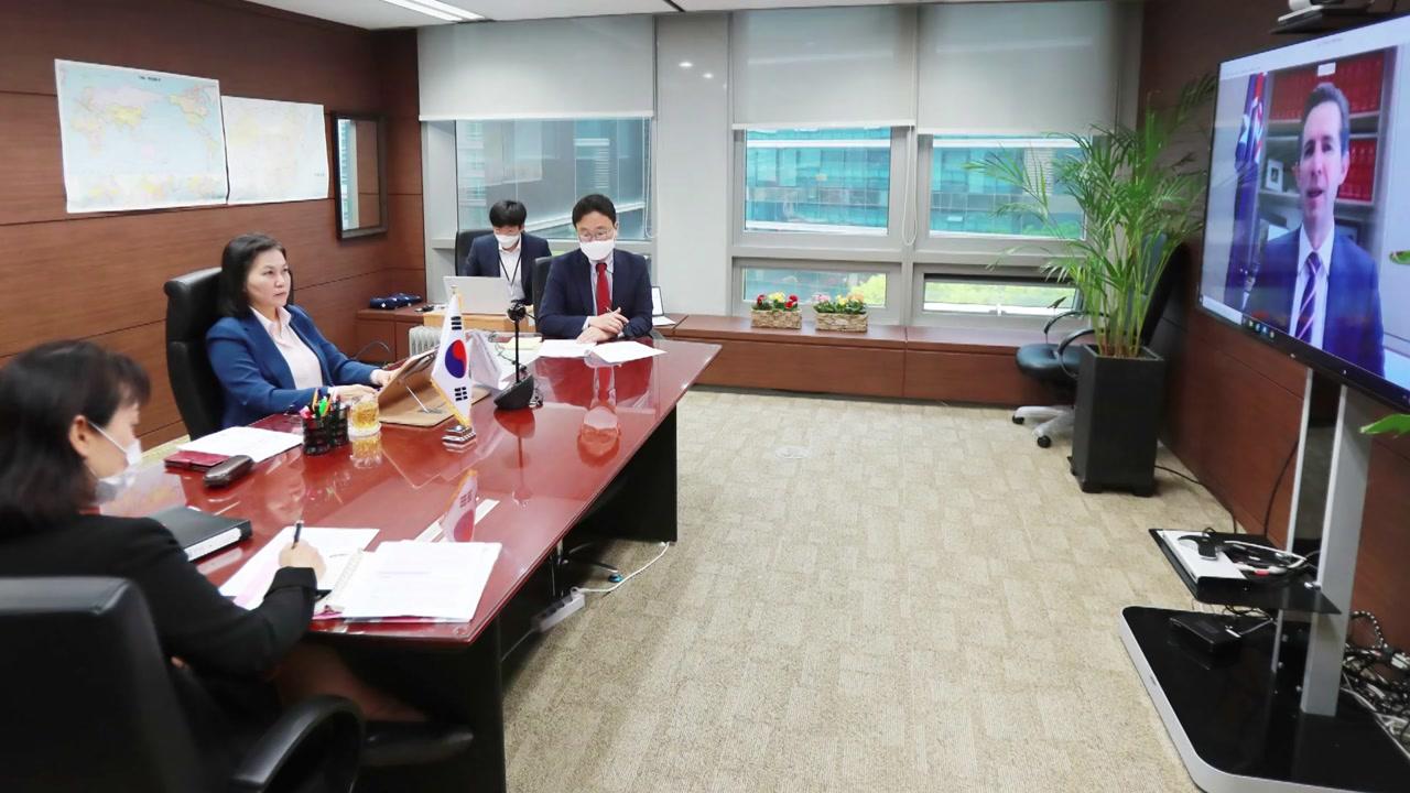 한국·싱가포르·캐나다·호주·뉴질랜드 '필수인력 이동' 합의