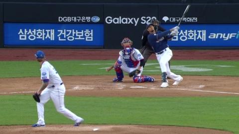 '쾅~쾅~'  KBO리그 이틀 연속 두 자릿수 홈런쇼