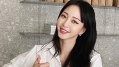 """한예슬, 윤아 지목으로 '덕분에 챌린지' 동참 """"감사의 뜻"""""""