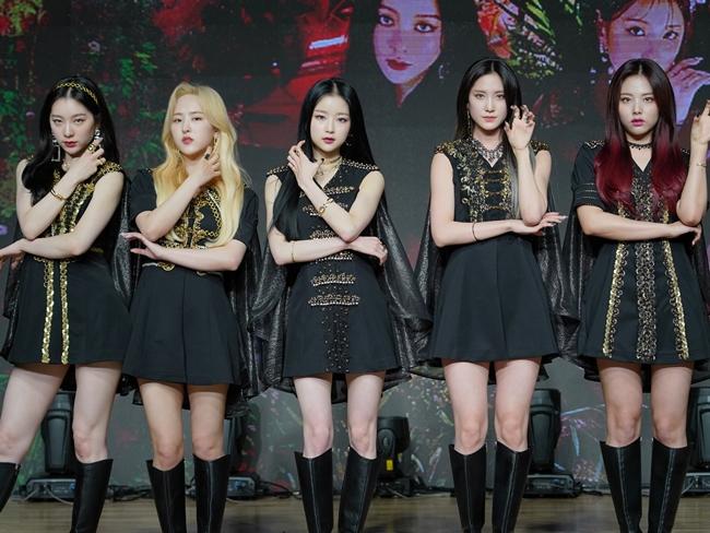 '컴백' 밴디트의 바람 #믿고듣는·믿고보는 #차트인(종합)