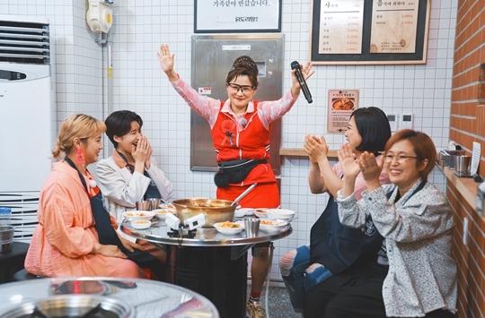 '밥블유2' 이사배·김윤아·김연경 '인생 언니' 라인업 공개