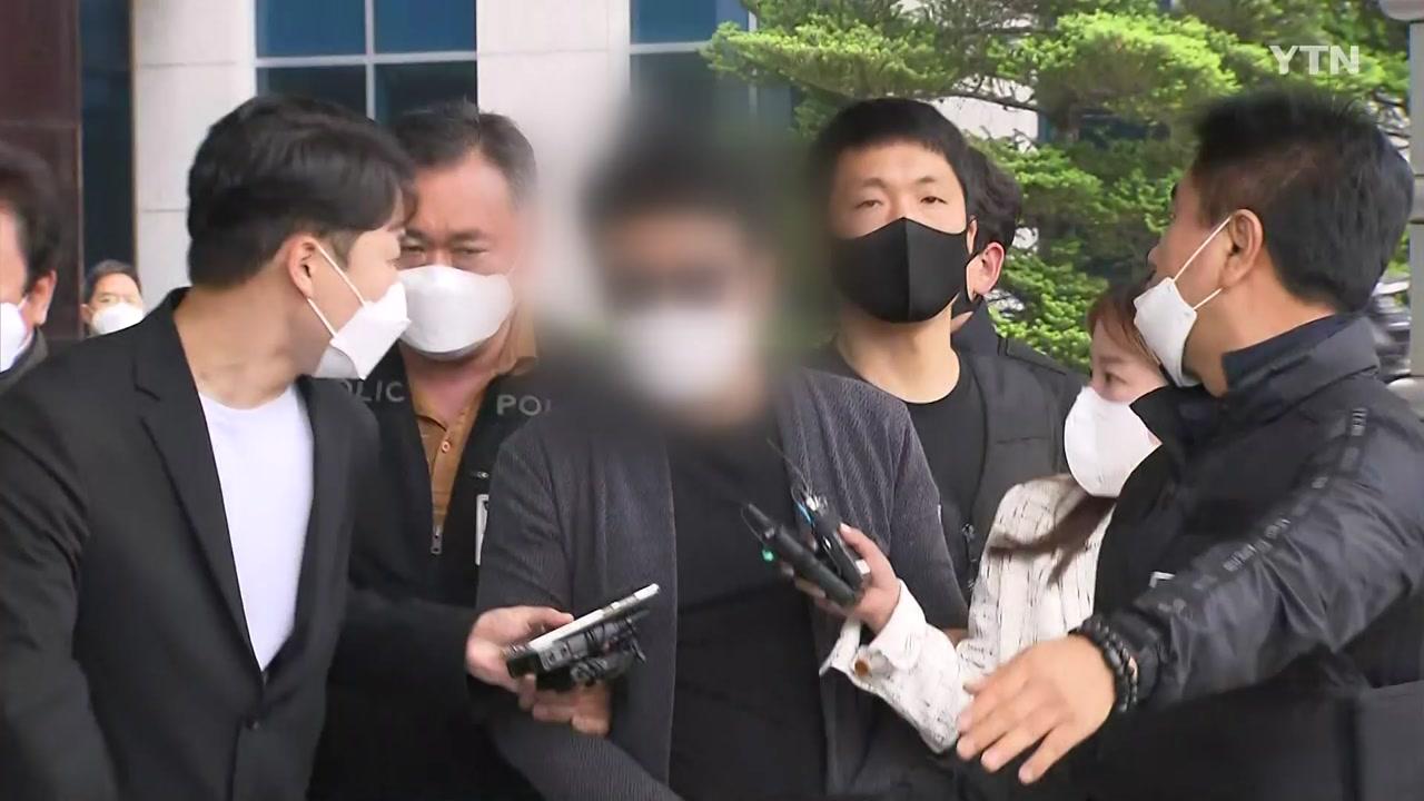 """[단독] 입주민, 유족에 사과 대신 변명...""""경비원이 돌진"""""""