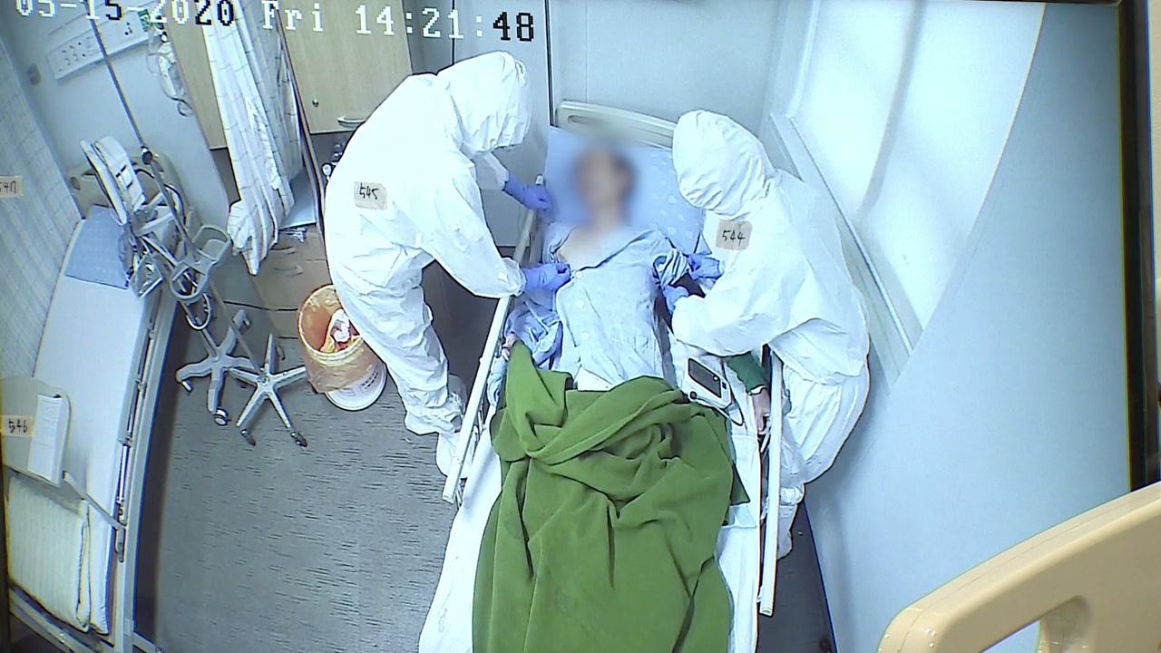 코로나 전담 의료원, 재정난 '심각'