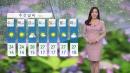 [날씨] 내일 충청이남 초여름 더위...오후부터 요...