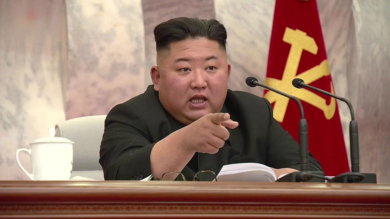 북, 군부 조직 정비 예고...총참모부 전진 배치?