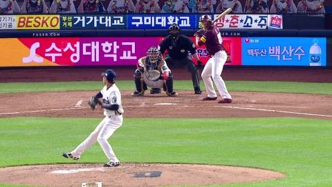 'ESPN 효과(?)'…구창모, 천적도 극복 시즌 3승