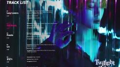 하성운, 신보 트랙리스트 공개…타이틀곡 'Get Ready'
