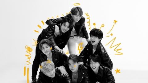 방탄소년단, 美 '빌보드 200' 50위…13주 연속