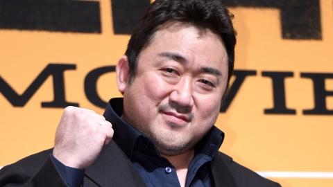 '열일' 마동석, '범죄도시2'→'압구정 리포트' 출연 확정