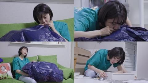 '온앤오프' 김민아 '나홀로 자취 4주차' 고군분투 집 꾸미기 공개