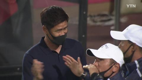 '월드컵 4강 영웅' 황선홍-설기현 사령탑 대결, 무승부