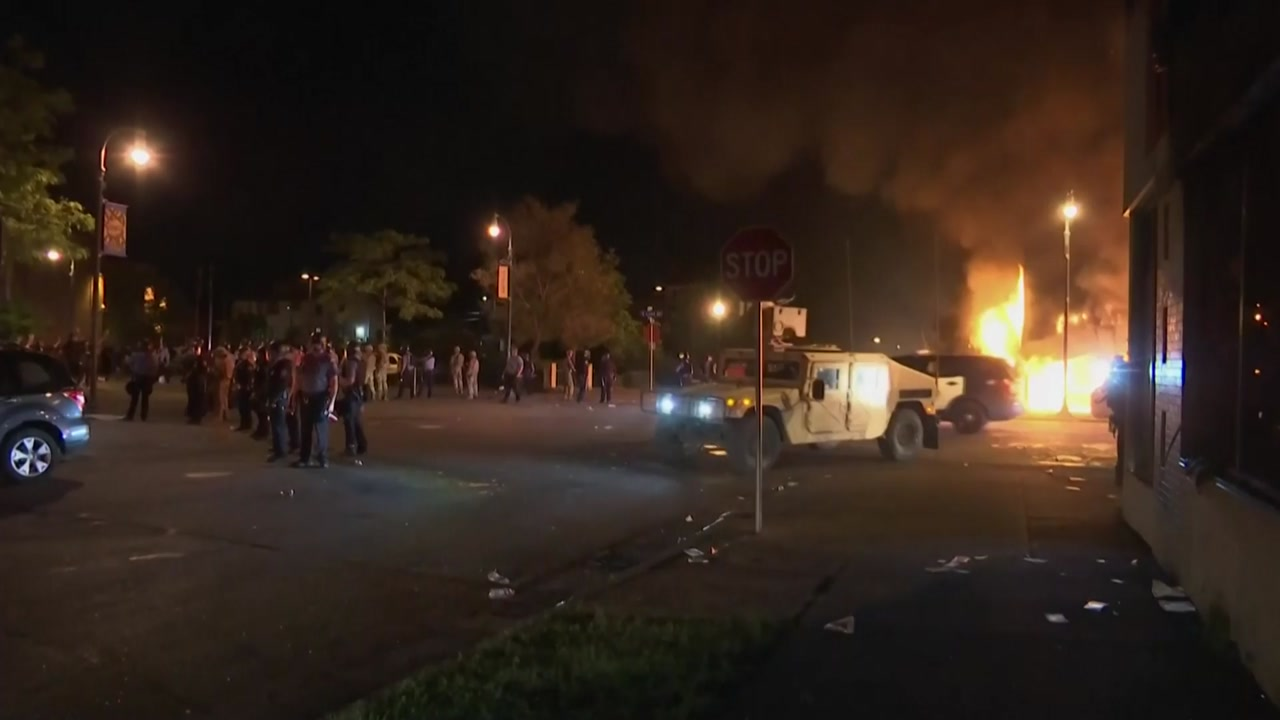 미국 폭동 밤새 확산...현지 한인 피해 상황은?