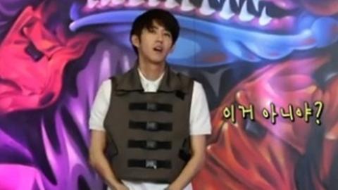 """'놀면 뭐하니?' 광희, '예능짱' 이효리 향해 """"감사드린다"""""""