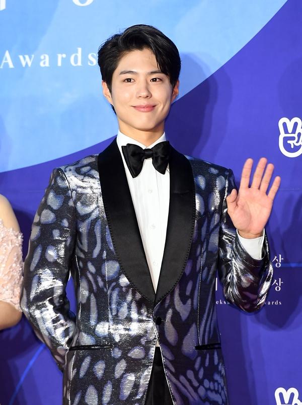 박보검, 해군 문화홍보단 지원… 합격 시 8월 31일 입대 (공식)