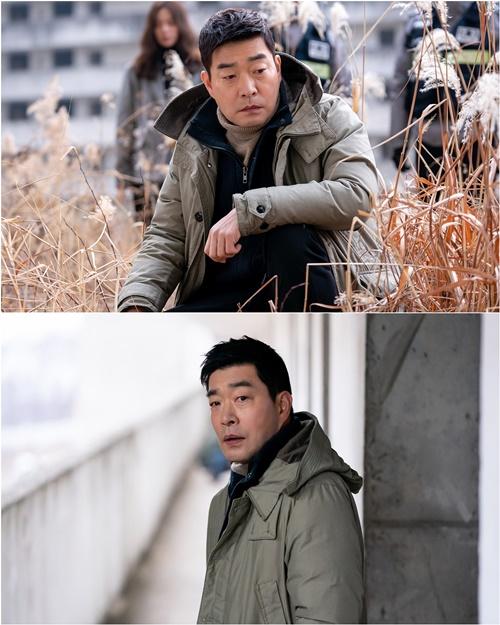 """손현주 """"'모범형사', 인간적인 마음과 소신에 이끌려"""""""