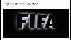 """""""징계 대신 박수를""""...FIFA, '플로이드 사태' 지지 성명"""