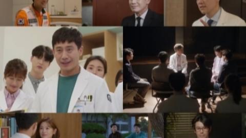 '영혼수선공' 신하균x태인호, 치료법 두고 갈등…날카로운 대립