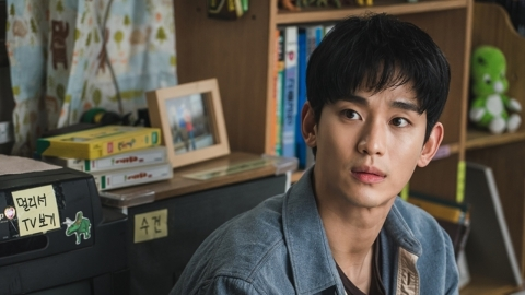 """김수현 """"'사이코지만 괜찮아', 제목부터 끌렸다"""""""