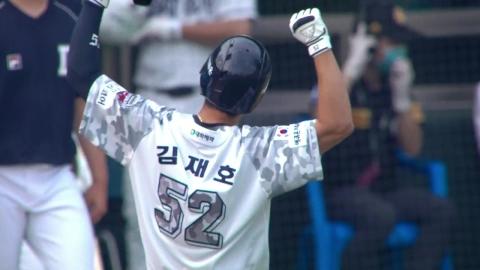 두산·키움·롯데 짜릿한 9회 끝내기 승리 합창