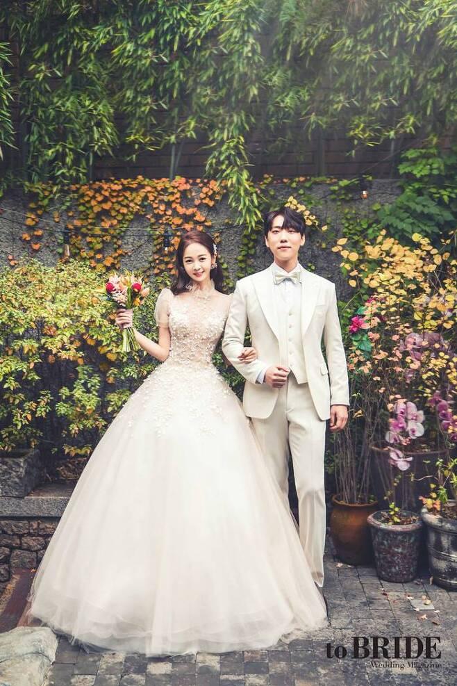 김보미♥윤전일, 오늘(7일) 결혼...발레로 맺어진 인연